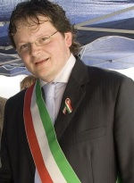 Sindaco Mestriner Giovanni Battista